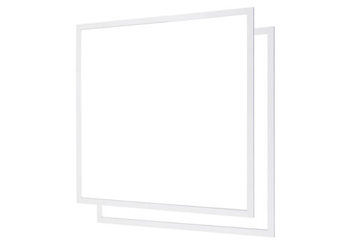 LED panel 60x60 cm 36W 4320lm 4000K incl. driver 5 years warranty [2 pieces]
