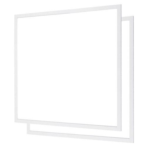 LED paneel 60x60 cm 36W 4320lm 4000K incl. trafo 5 jr garantie [2 stuks]