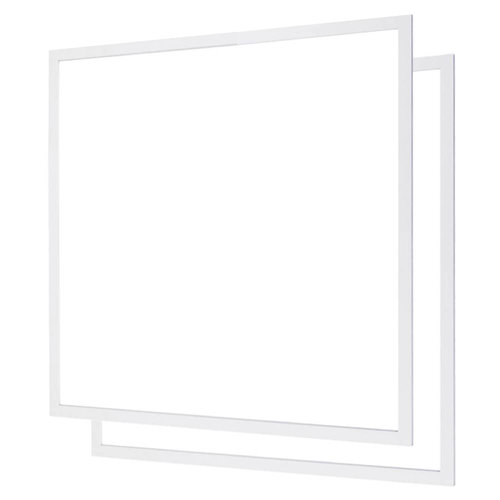 LED-Panel 60x60 cm 36W 4320lm 4000K inkl. Trafo 5 Jahre Garantie [2 Stück]