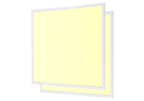 LED panel 60x60 cm 36W 4320lm 3000K incl. driver 5 years warranty [2 pieces]