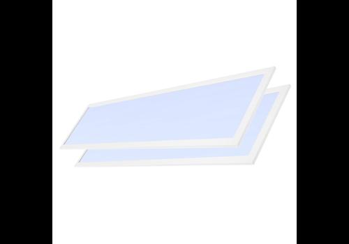 LED-Panel 30x120 cm 36W 4320lm 6000K inkl. Trafo 5 Jahre Garantie [2 Stück]