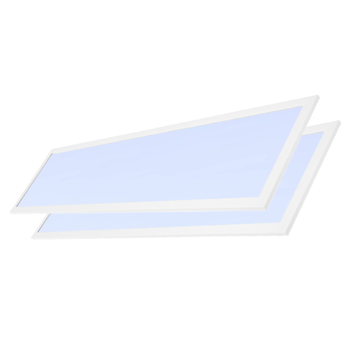 LED panel 30x120 cm 36W 4320lm 6000K incl. driver 5 years warranty [2 pieces]