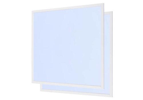 HOFTRONIC™ LED paneel 62x62 cm 40W 4800lm 6000K incl. trafo 5 jr garantie [2 stuks]