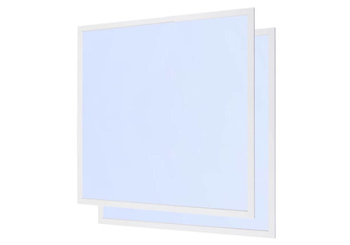 LED paneel 62x62 cm 40W 4800lm 6000K incl. trafo 5 jr garantie [2 stuks]
