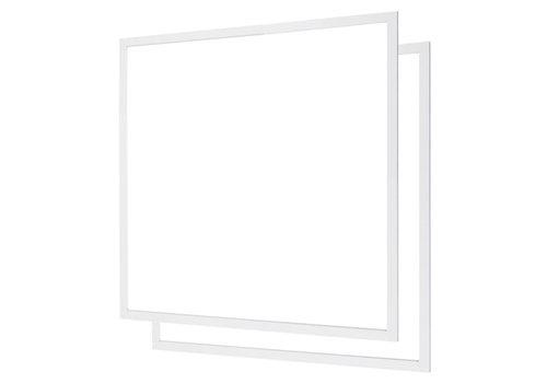 LED-Panel 62x62 cm 40W 4800lm 4000K inkl. Trafo 5 Jahre Garantie [2 Stück]
