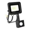 HOFTRONIC™ LED-Fluter mit Bewegungssensor 10 Watt 4000K Osram IP65 ersetzt 90 Watt