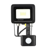 LED Breedstraler met bewegingssensor 10 Watt 4000K Osram IP65 vervangt 90 Watt