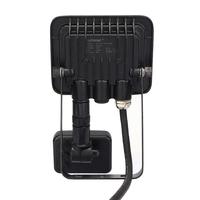 LED Floodlight with motion sensor 10 Watt 4000K Osram IP65 replaces 90 Watt