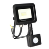 HOFTRONIC™ LED Floodlight with motion sensor 10 Watt 6400K Osram IP65 replaces 90 Watt