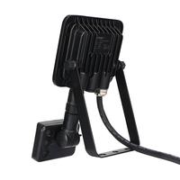 LED-Fluter mit Bewegungssensor 10 Watt 6400K Osram IP65 ersetzt 90 Watt