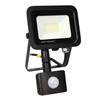 HOFTRONIC™ LED Floodlight with motion sensor 20 Watt 6400K Osram IP65 replaces 180 Watt