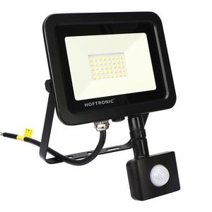 HOFTRONIC™ LED Breedstraler met bewegingssensor 30 Watt 4000K Osram IP65 vervangt 270 Watt