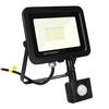 HOFTRONIC™ LED Breedstraler met bewegingssensor 30 Watt 6400K Osram IP65 vervangt 270 Watt