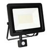 HOFTRONIC™ LED Breedstraler met bewegingssensor 100 Watt 4000K Osram IP65 vervangt 1000 Watt