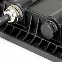 LED-Fluter mit Bewegungssensor 100 Watt 6400K Osram IP65 ersetzt 1000 Watt