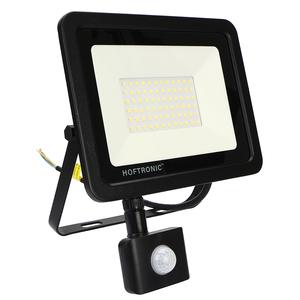 HOFTRONIC™ LED Breedstraler met bewegingssensor 50 Watt 6400K Osram IP65 vervangt 450 Watt