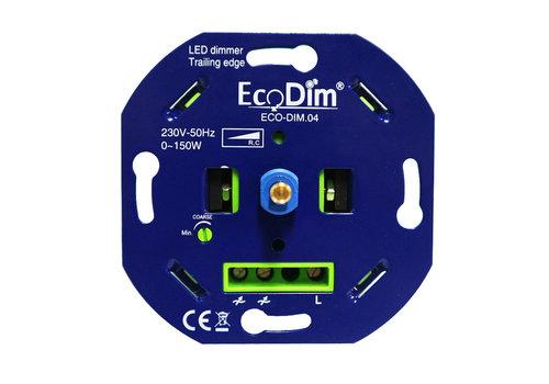 Ecodim LED Dimmer 0-150 Watt  Phasenabschnitt (max. 8 LED Lampen)