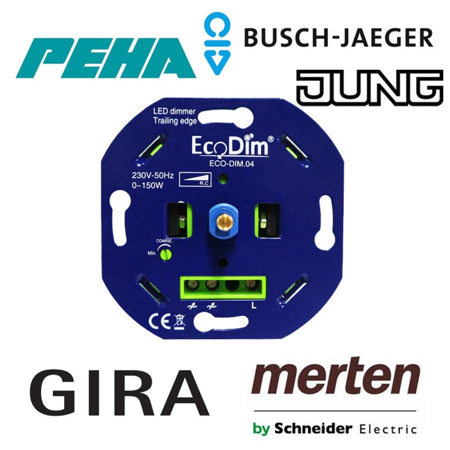LED Dimmer 0-150 Watt  Phasenabschnitt