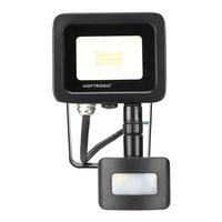 LED Breedstraler met schemerschakelaar 10 Watt 4000K Osram IP65 vervangt 90 Watt