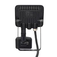 LED Breedstraler met schemerschakelaar 10 Watt 6400K Osram IP65 vervangt 90 Watt