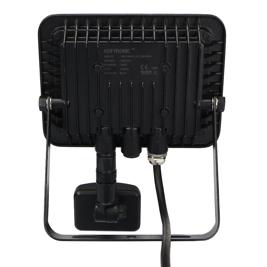 LED-Fluter mit Dämmerungsschalter 30 Watt 6400K Osram IP65 ersetzt 270 Watt