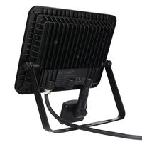 LED Floodlight with twilight switch 50 Watt 6400K Osram IP65 replaces 450 Watt