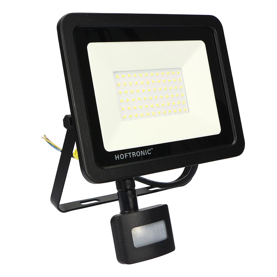 LED-Fluter mit Dämmerungsschalter 50 Watt 6400K Osram IP65 ersetzt 450 Watt