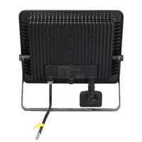 LED Floodlight with twilight switch 100 Watt 6400K Osram IP65 replaces 1000 Watt