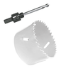 HOFTRONIC™ Hole saw Ø 28 mm Bi-metal + adapter with centring drill