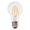 V-TAC Dimbare E27 LED gloeilamp 4 Watt 400lm 2700K extra warm wit
