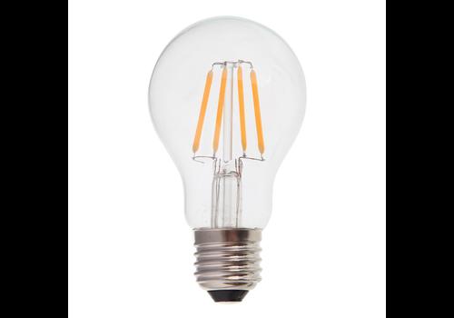 V-TAC Dimmable LED filament bulb E27 4 Watt 400lm 2700K extra warm white