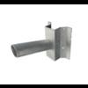 HOFTRONIC™ Wall bracket for LED street lamp galvanized steel Ø 48 mm