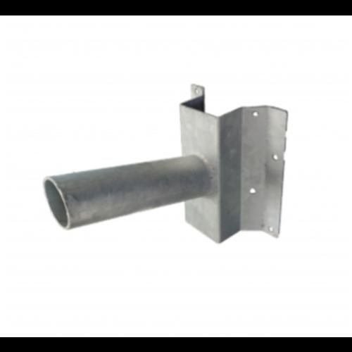 HOFTRONIC™ Muursteun voor LED straatlamp gegalvaniseerd staal Ø 48 mm