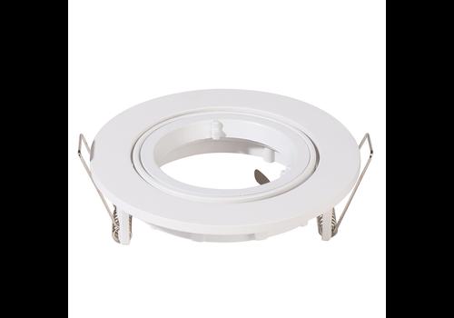 HOFTRONIC™ Dublin IP20 GU10 armatuur kantelbaar wit