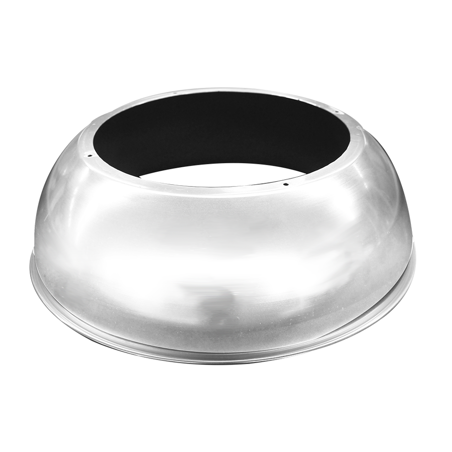 Aluminium reflector 60° voor LED highbay 150-240 Watt