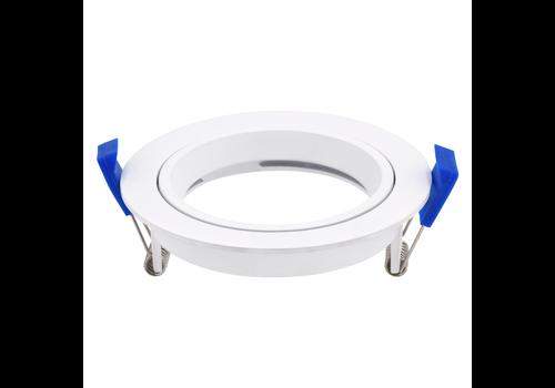 HOFTRONIC™ Luna & Aura Cover ring white tiltable 12W LED Recessed spot