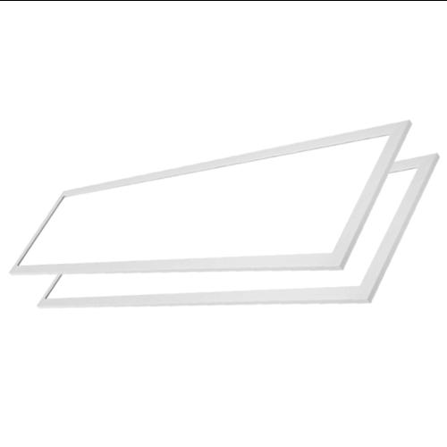 HOFTRONIC™ LED-Panel 120x30 cm 36W 3960lm 4000K inkl. Trafo 5 Jahre Garantie [2 Stück]