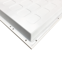 LED-Panel 60x60 cm 36W 3960lm 4000K inkl. Trafo 5 Jahre Garantie [2 Stück]