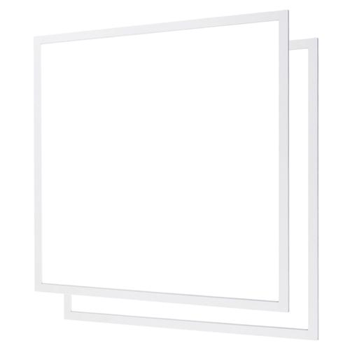 HOFTRONIC™ LED-Panel 60x60 cm 36W 3960lm 4000K 5 Jahre Garantie [2 Stück]