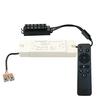 Dimbare RF LED transformator 36 Watt IP40 2.4GHz 12V DC 3A