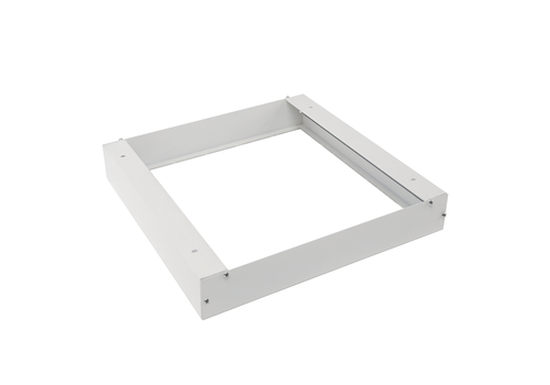Aigostar Aufputzrahmen für LED-Panel 30x30 Farbe Weiß