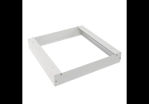 Aigostar Opbouwframe voor LED paneel 30x30 kleur wit
