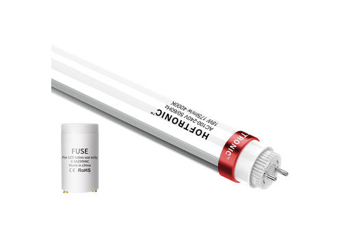 HOFTRONIC™ LED T8 Tube 120 cm 18 Watt 3150 Lumen 4000K Flicker Free 175lm/W