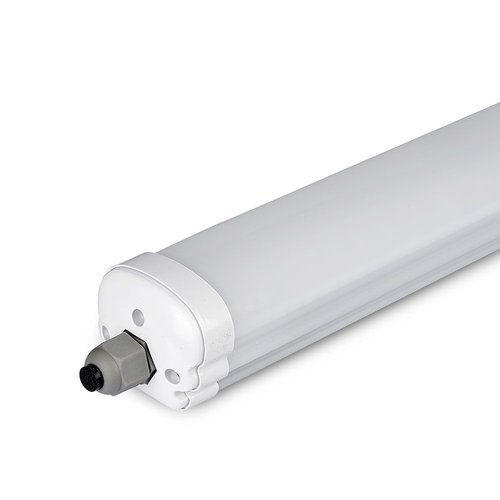 V-TAC IP65 LED armatuur 120 cm 24W 3840lm 6400K Koppelbaar