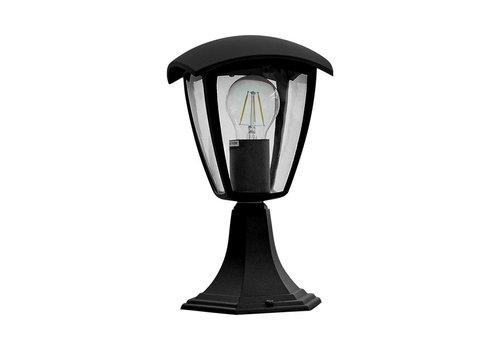 V-TAC Garden light standing LED Aluminum Square E27 IP44