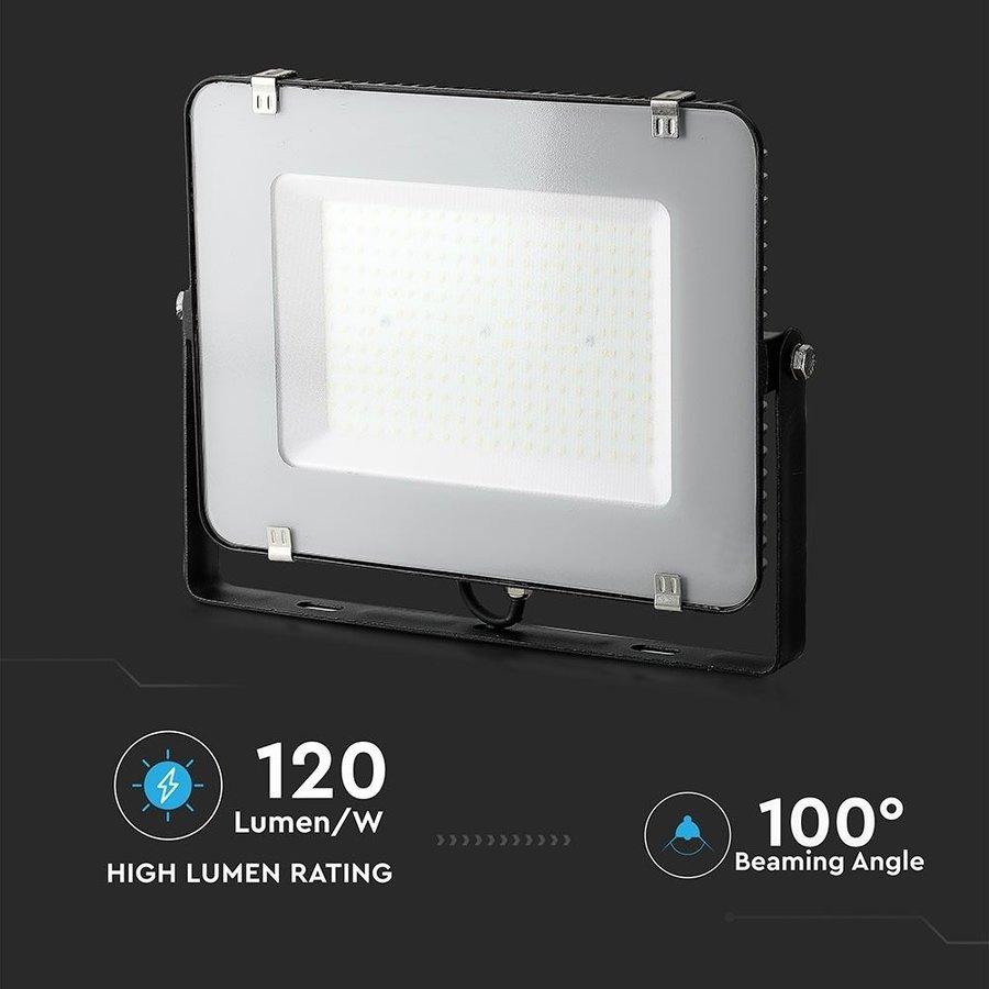LED-Fluter 150 Watt 120lm/W IP65 4000K Samsung 5 Jahre Garantie