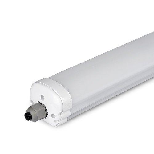 6-pack LED Wannenleuchten IP65 120 cm 36 Watt 2880lm 6400K Vernetzbar