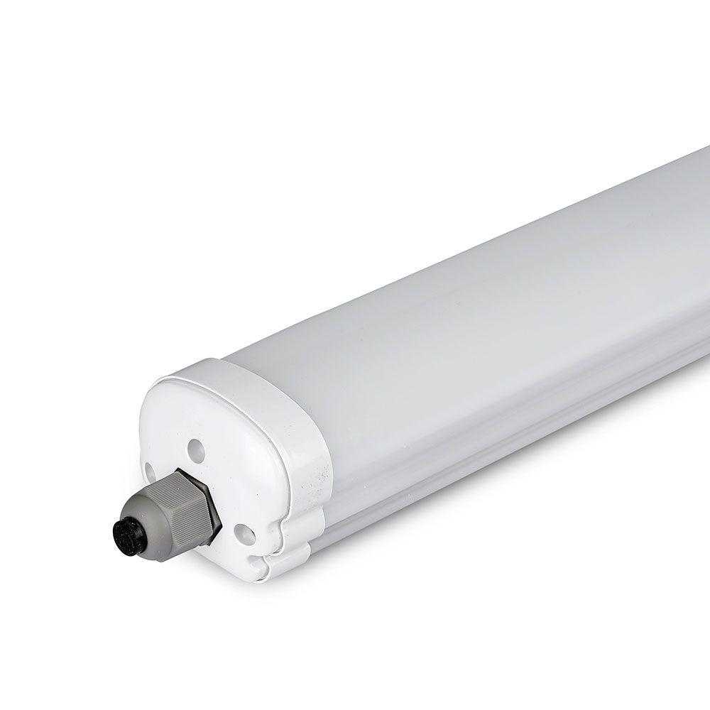 12-pack IP65 Waterdichte LED Lamp 120 cm 36W Daglicht wit 6000K 2880 lm