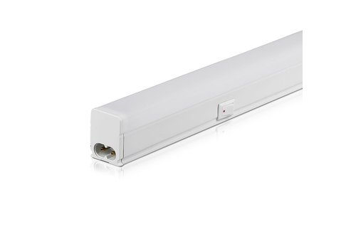 V-TAC T5 LED fixture 30 cm 3000K 4 Watt Linkable 5 year warranty Samsung