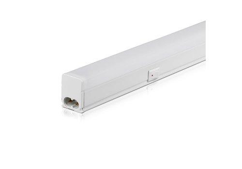 V-TAC T5 LED Armatuur 60 cm 6400K 7 Watt Koppelbaar 5 jaar garantie Samsung